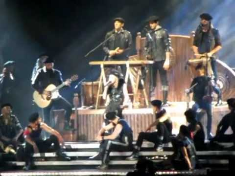 Madonna - Masterpiece live MDNA world tour ITALY