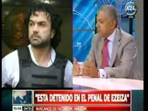 HORACIO CALDERON EN CANAL AMERICA 24:  ¿LA ARGENTINA ES UN