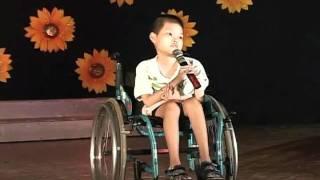 Hội trại người khuyết tật Vũng Tàu 2009_Bụi phấn