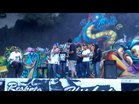 Aczino, jack y lirika inverza Freestyle Session2