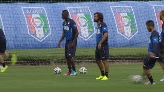 Mondiali 2014, la Giornata degli Azzurri - 11 Giugno
