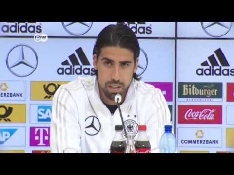 Sami Khedira zurück in der Nationalelf | Journal