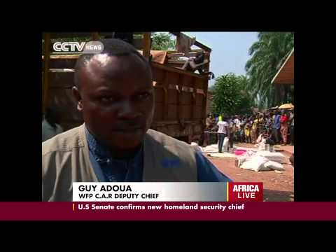 Central African Republic: A quarter of the population risks going hungry due to fighting