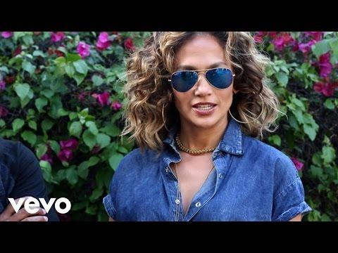 Jennifer Lopez ft. French Montana - I Luh Ya Papi (Behind The Scenes)