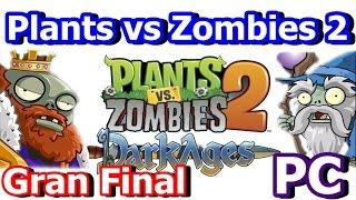 Plants Vs Zombies 2 PC Dark Ages Part 2 Gran Final