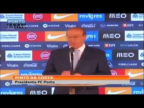A reacção de Julen Lopetegui quando soube que ia treinar o FC Porto