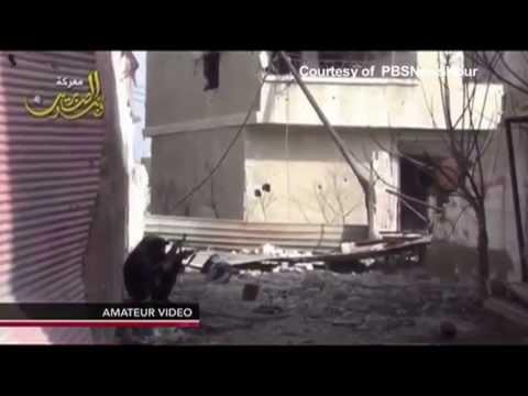 Bản Tin Đặc Biệt Trong Ngày: Tình Hình Syria
