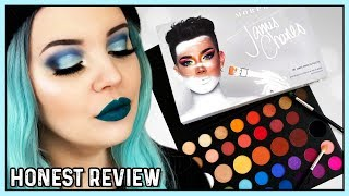 5 Looks 1 Palette   James Charles x Morphe + Review