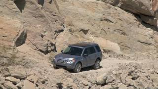 New Land Rover LR2 2010 General views HD videos