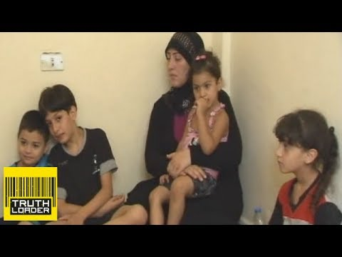Refugees for a second time: The Palestinians forced to flee Syria for Lebanon