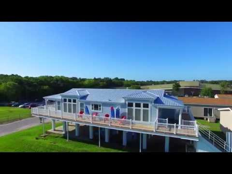 Watch Video of Tour the Perfect Home for Water Front or Resort Home Site