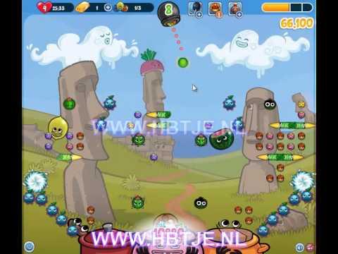 Papa Pear Saga level 199
