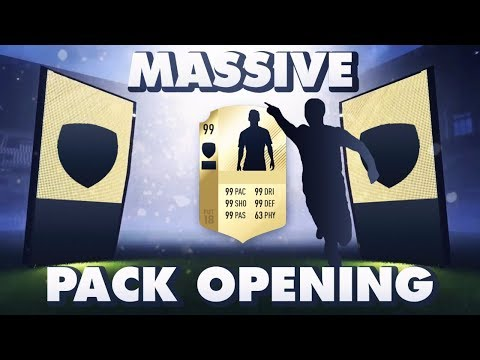 Fifa 18 massive pack opening 24k points