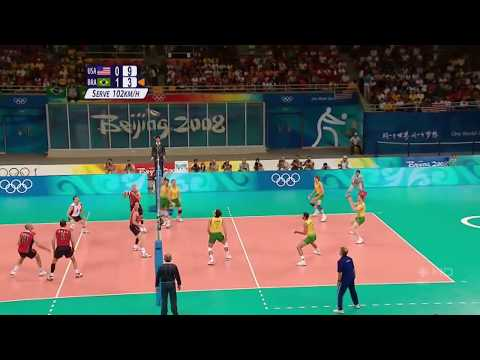 (HD) 2008 Olympic Volleyball Highlights, High Definition Volleyball Highlights 2008. Teams include USA, Brazil, Russia, Italy, Serbia, China. Music: Joe Satriani - Until We Say Goodbye - Engines of ...
