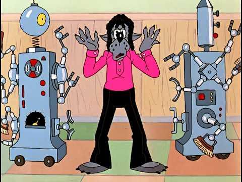 No počkaj zajac #14 - Roboti