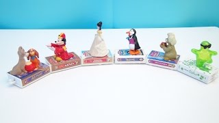 DISNEY VIDEO FAVORITES MCDONALD'S HAPPY MEAL TOY