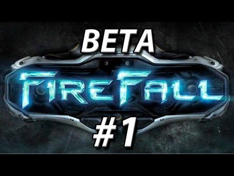 Firefall Beta - Часть 1 - Прибытие в Копакабану