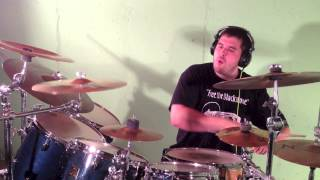 APOTHEOSIS Brad Berk - Defiler (Drum playthrough)