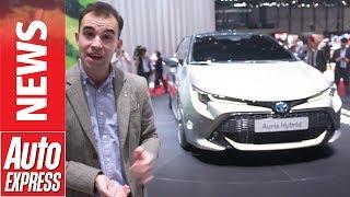New Toyota Auris promises