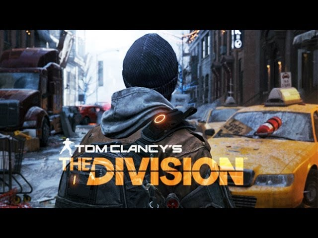 THE DIVISION Snowdrop Engine Teaser Trailer