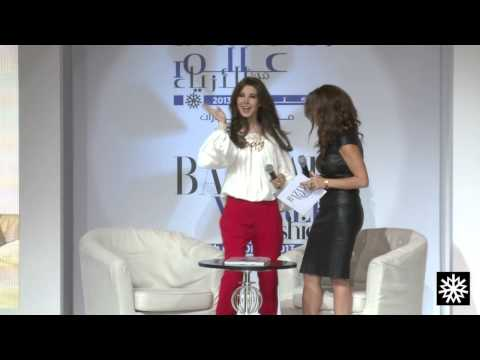 Etoile fashion show & Nancy Ajram at World of Fashion!