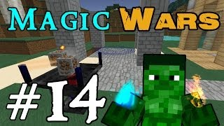 Minecraft Magic Wars - Polymorphing Madness! #14