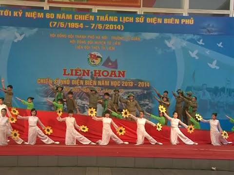 Liên hoan chiến sỹ nhỏ Điện Biên phần 1