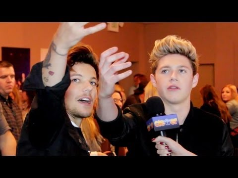 One Direction Interview - The X Factor USA 2013