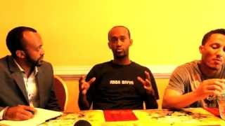 "Hegeree Media/Opride.com Interview with Abdi Nuressa and Liban Belachew About the ""Oromiyaa Tiyya"" Music Tour"