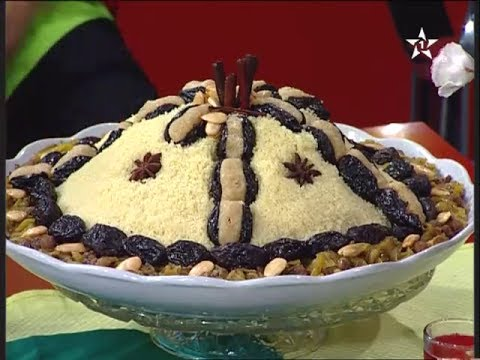 مأدبة برنامج الطبخ المغربي حادي عشر رمضان