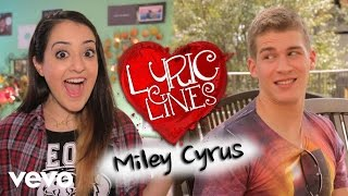 Miley Cyrus Lyrics Pick Up Guys? #VEVOLyricLines (Ep. 23)