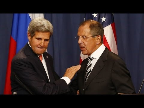 Could Russia-U.S. Deal on Syria Chemical Weapons Lead To a Non-Imperial, New Internationalism?