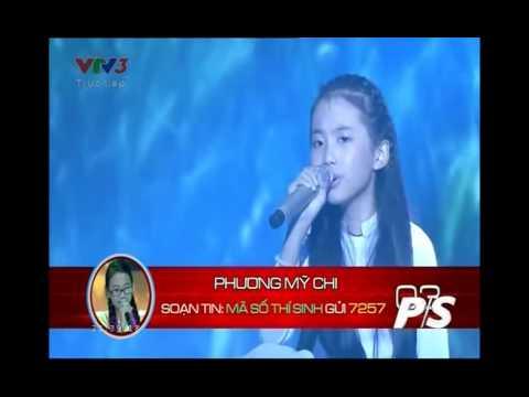 [Full] Phương Mỹ Chi - Lòng Mẹ - Giọng Hát Việt 2013 Tập 10 (Vòng Liveshow 2)