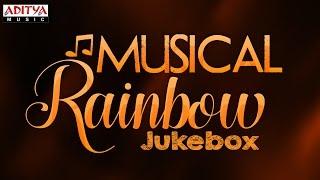 Musical Rainbow ❤♫  Telugu Hit Songs Jukebox
