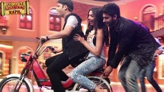 Arjun Kapoor & Deepika Padukone On Comedy Nights With