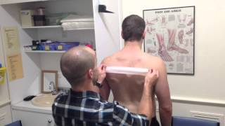 How To Tape To Improve Posture