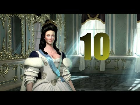 Civilization 5 Brave New World Multiplayer as Russia - Episode 10 : Oda Nobagone