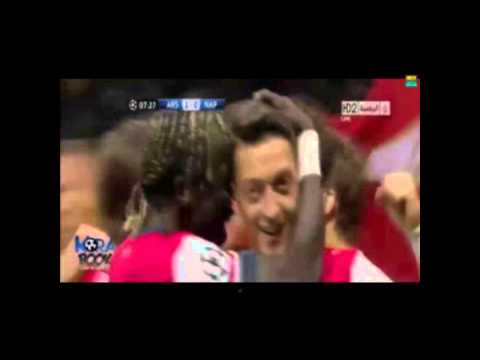 West Ham United vs Arsenal | Premier League | 25.12.13 | | All Highlights And Goals
