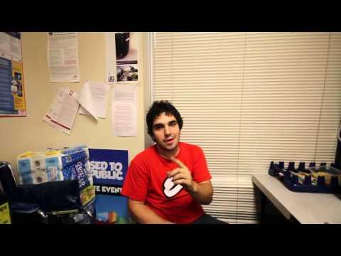 Vlog Vol.3: Getting Sponsored Tips