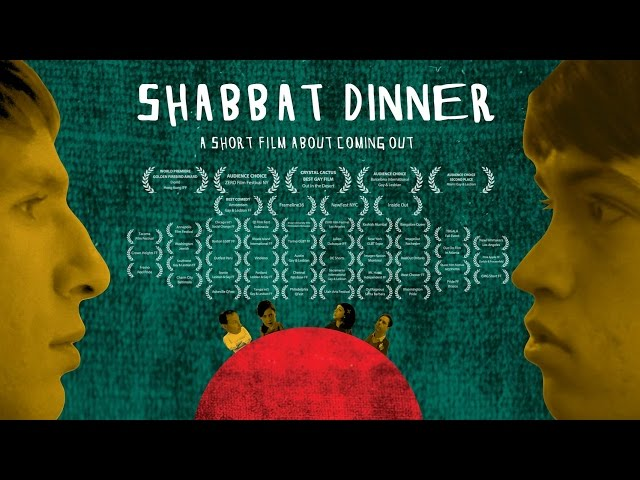 SHABBAT DINNER (award-winning short film)