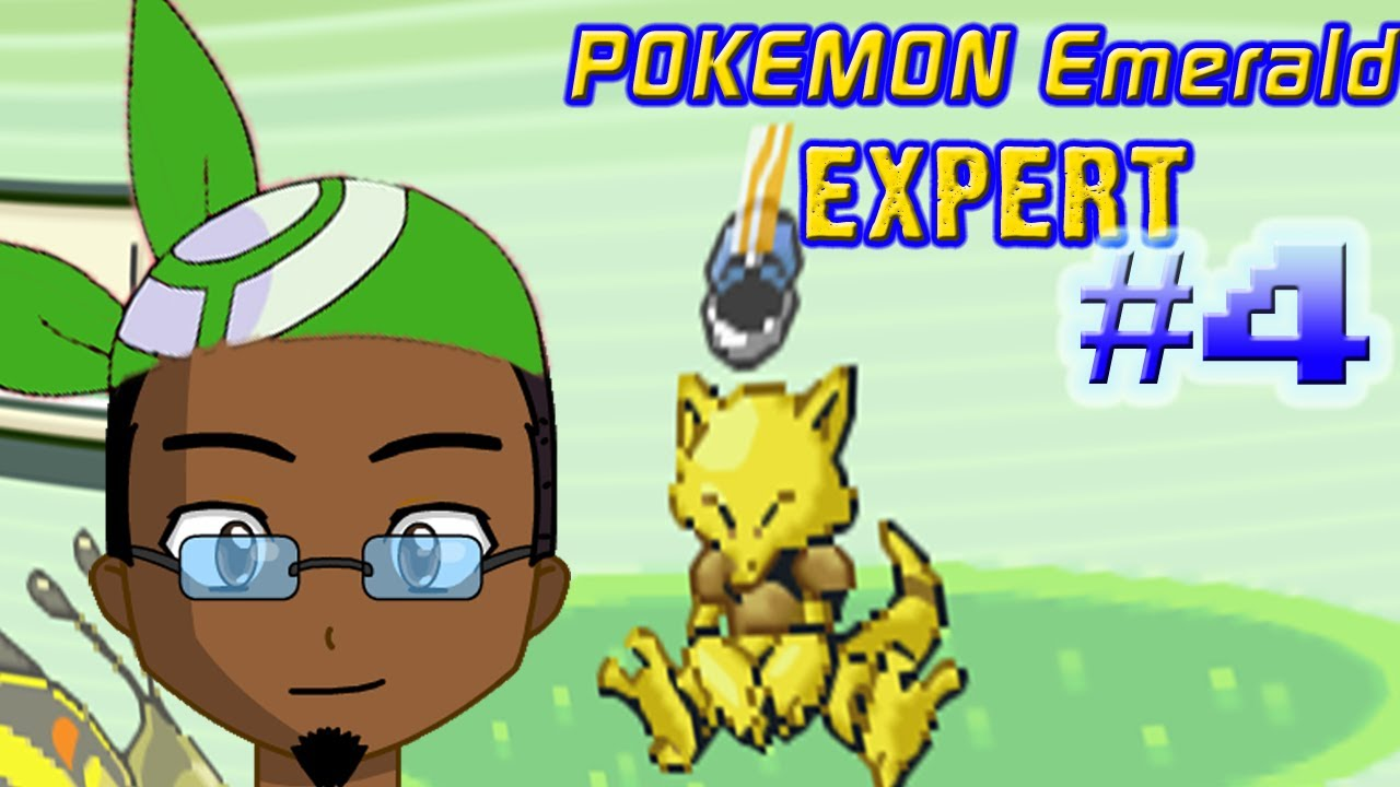 Pokemon Emerald Expert Let S Play That S Great 4 Acestarthe3rd Youtube