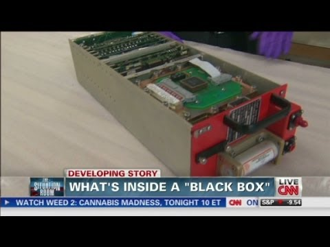 Inside ''black box'' lie much needed clues