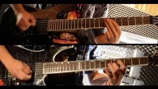 ULTRA-VIOLENCE - Stigmatized Reality (Guitar Playthrough)
