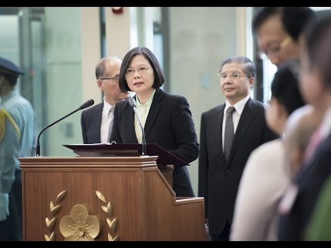 President Tsai concludes diplomatic mission, returns to Taiwan