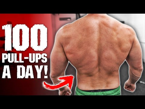 I DID 100 PULL-UPS A DAY FOR 30 DAYS! (NUCLEI OVERLOAD EXPLAINED)