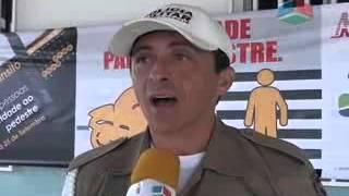 Moto Nanuque em Parceria com a Policia Militar realizou palestras em escolas publicas de Nanuque e visita na motopista