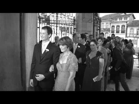 Casamento em Ouro Preto - Melhores Momentos