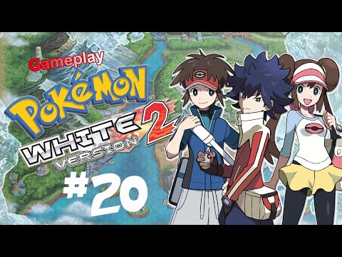 Detonado Pokemon White 2 - P20 - Gym e Driftveil city!