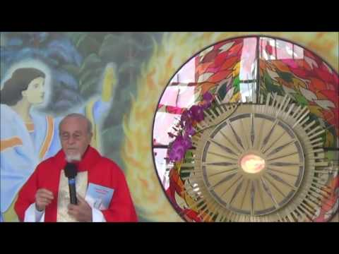 Homilia Padre José Sometti 03.07.2016