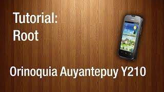 Tutorial: Root Orinoquia AuyanTepuy (Y210)